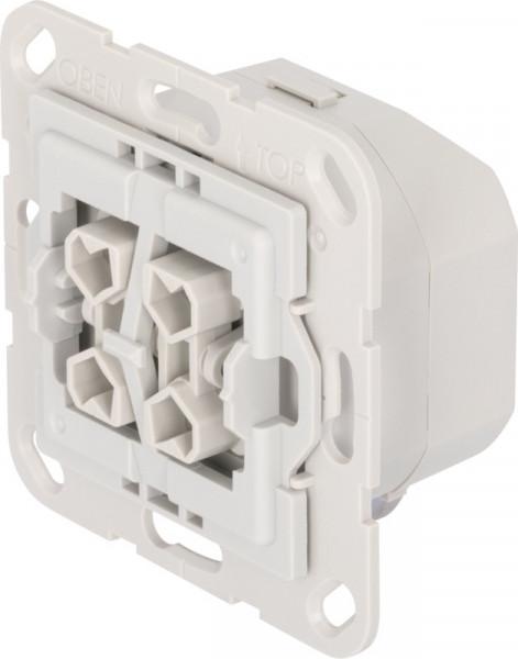 TechniSat Rollladensteuerung (kompatibel mit Gira System 55), Z-Wave Plus