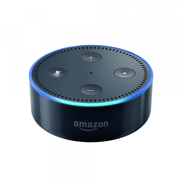 Amazon Echo Dot-Schwarz