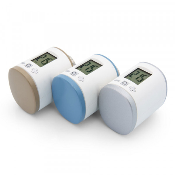 EUROtronic Spirit - Heizkörperthermostat, Z-Wave Plus
