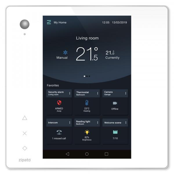 Zipatile 2, SmartHome, Z-Wave, Zigbee und DECT Gateway