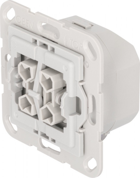 TechniSat Serienschalter (kompatibel Gira System 55), Z-Wave Plus