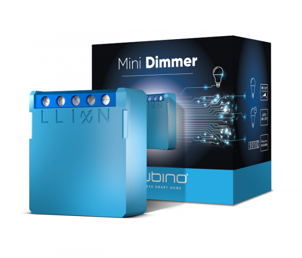 Qubino Mini Dimmer, Z-Wave Plus