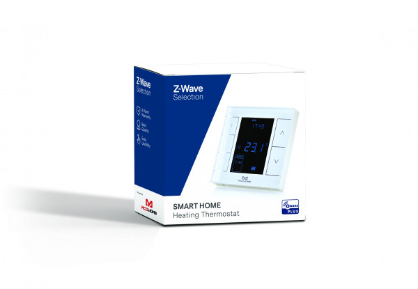 Fußbodenheizungsthermostat, Z-Wave Selection