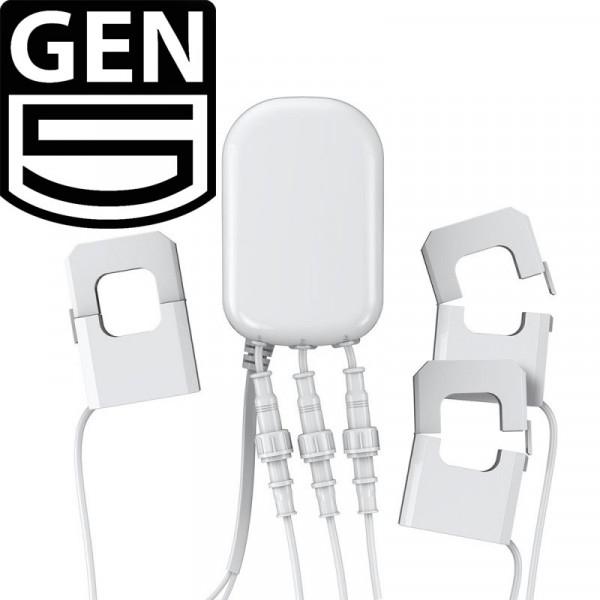 Gen5 Aeotec Zangenamperemeter, 60A, 3 Klemmen Z-Wave Plus