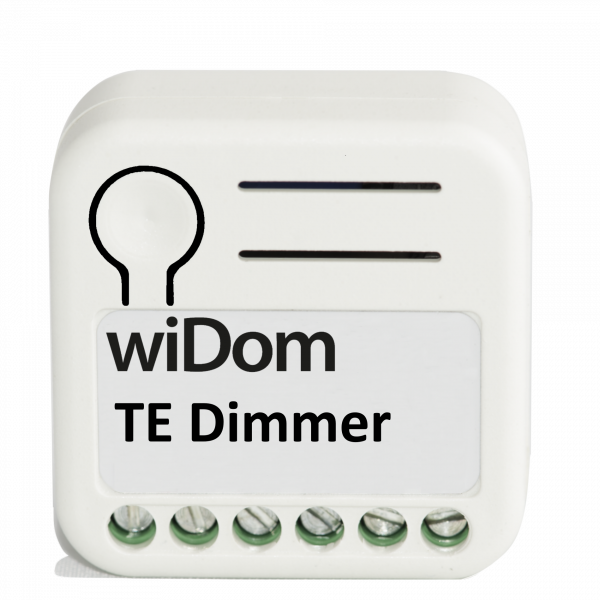 WiDom Dimmer, Z-Wave Plus