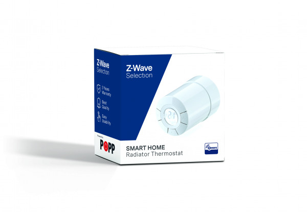 Heizkörperthermostat, Z-Wave Selection