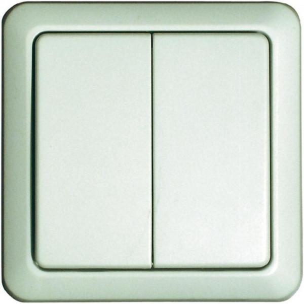 433 MHz Doppel Wandschalter