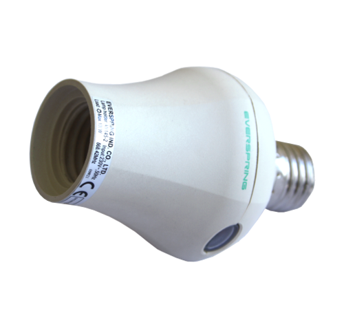 Everspring Lampen Halter, E27, Z-Wave