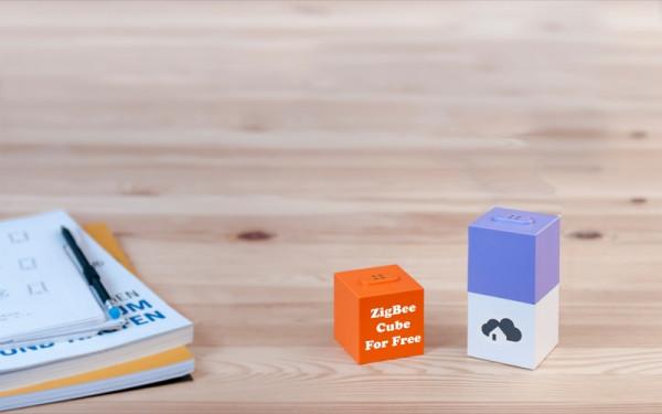Homee Bundle - Brain & Z-Wave Cube Plus ZigBee Cube