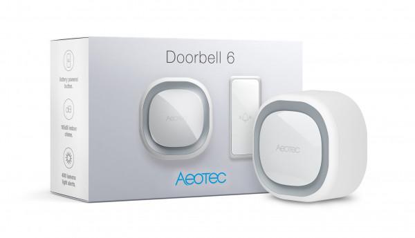 Türklingel Aeotec Doorbell 6, Z-Wave Plus