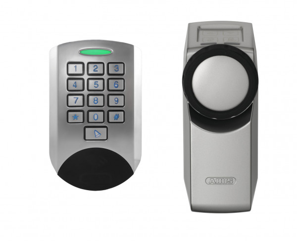 POPP Keypad + ABUS HomeTec Pro, Z-Wave Plus