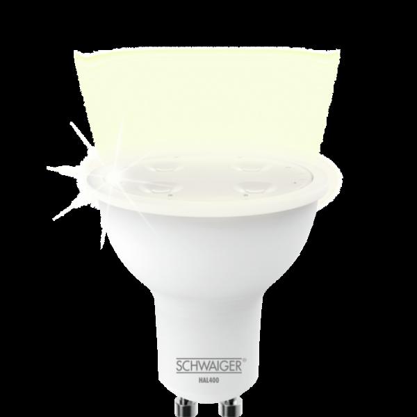 SCHWAIGER - LED Leuchtmittel - ZigBee (GU10)