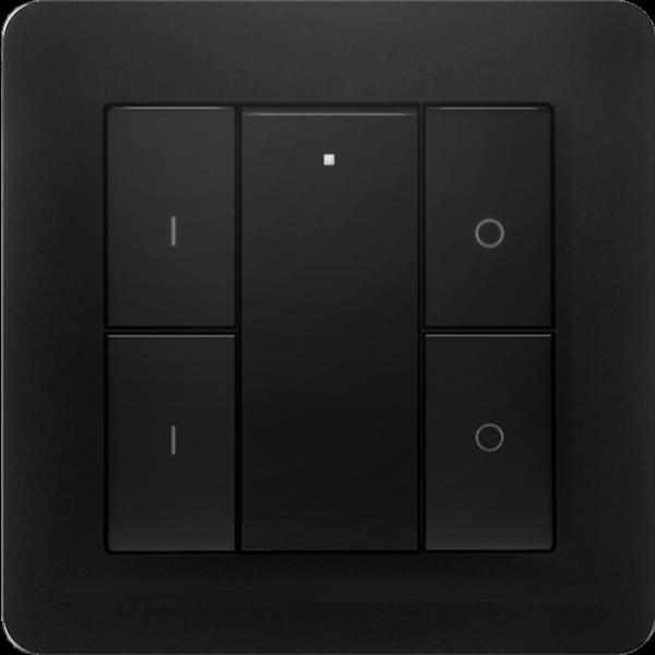 Heatit Z-Push Button 4, Z-Wave Plus