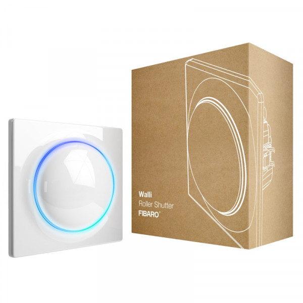 FIBARO Walli Roller Shutter, Z-Wave Plus