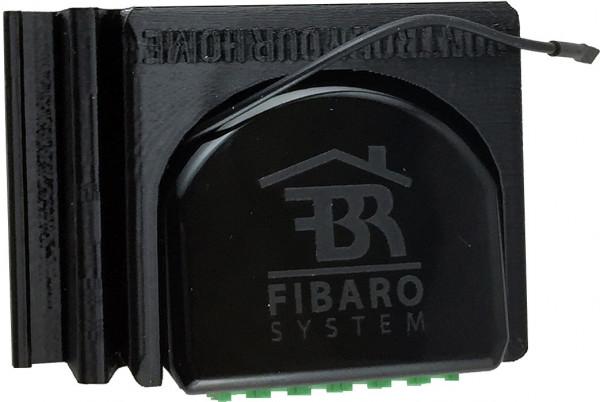 Fibaro Relais Halterung für die DIN Hutschiene